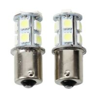 2 AMPOULES LAMPES 1156 LUMIERES ARRIERE FEUX DE STOP 13 LED SMD D1I1
