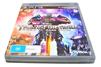 Transformers Rise Of The Dark Spark Sony PS3 PlayStation 3