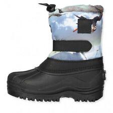 Molo Snow Winter Boots Junior Boys Size 35