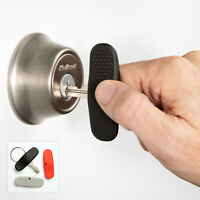 Easy Living Key Assist Ergonomic Key Turner-Set of 3-Multi Color & Key Ring
