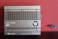 Sherwood Xa1180 bp series 2 way car power stereo amp