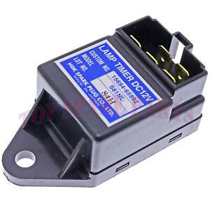 Lamp Timer 12V Time Relay for Kubota 15694-65992 S81NL Relay