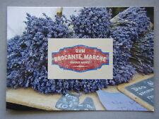 2015 QVM Brocante Marche Vintage Market Postcard