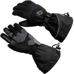 Castle Mission Insulated Winter Cold Weather Snowmobile Snow Gloves