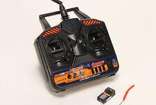 HobbyKing T4AV2 2.4GHz HK 4Ch Transmitter w/6Ch Receiver Tx Rx V2 Mode 2 Drones