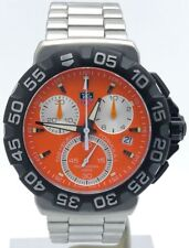 Tag Heuer Men's CAH1113.BA0850 Formula 1 Chronograph Stainless Steel Watch