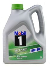 MOBIL 1 ESP FORMULA LONGLIFE 5W-30 MOTORÖL 4 Liter