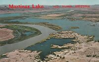 (Y)  Yuma, AZ - Martinez Lake - Aerial View of Lake and Lakeshores