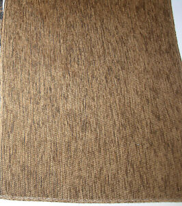Chenille upholstery fabric color plain bronze 54 wide (by the yard) for sofas