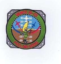 PILOT-NAV TRAINING CLASS PATCH VANCE AFB 16-01 - PEELING GOOD:GA15-2