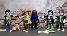 PLAYMOBIL WALKING DEAD ACTION FIGURE FIGURINE ZOMBIE RICK MICHONNE RÔDEUR WALKER