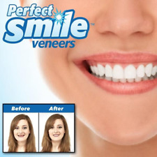 Perfect Smile Instant Teeth Cosmetic Veneers Snap On Comfort Covers Fix One Size