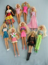 New listing 9 Vintage +, Barbie Dolls, Clothes Shoes Mixed Lot Korea, Malaysia & More Clean!