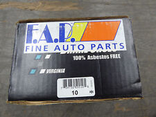BRAND NEW FDP 10 DRUM BRAKE SHOE SET FITS VEHICLES LISTED ON CHART