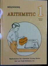Beginning Arithmetic 1 Rod & Staff Publishers