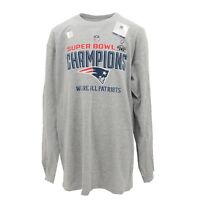 2014 Super Bowl XLIX 49 New England Patriots NFL Youth Size Long Sleeve Shirt