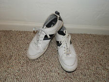 White Mens shoes size 8.5 Creative Recreatiion shoes size 8.5 Tennis shoes 8.5