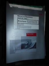 AUDI A6 depuis 1998 : manuel d'atelier - Boite automatique 01V