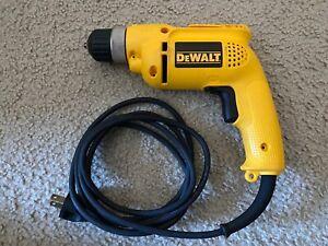 """DeWalt D21008  3/8"""" VSR Drill - FOR PARTS OR REPAIR"""