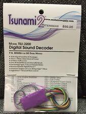 Soundtraxx 885005 Tsunami 2 TSU-2200 EMD DIESELS DCC Sound Decoder MODELRRSUPPLY