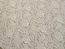 New Ivory lace Julia design Tablecloth 70 round