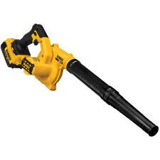 Dewalt 20V Max Li-Ion Compact Jobsite Blower Kit Dce100M1 New