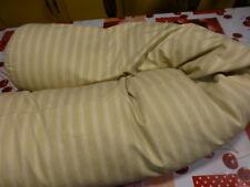 ancien traversin toile de matelas pour lit en 140