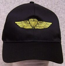 Embroidered Baseball Cap Military Marine Navy Jump Wings NEW 1 hat size  fits all 6ecd4a1b640b