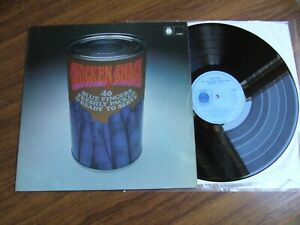 CHICKEN SHACK - 40 BLUE FINGERS...LP FULLY SIGNED COPY BLUE HORIZON 7-63203 EX/+
