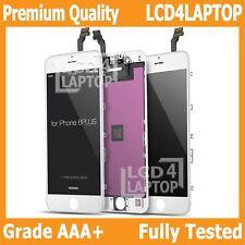 Reemplazo de A1524 Apple Iphone 6 Plus Pantalla Táctil Digitalizador Conjunto LCD Blanco