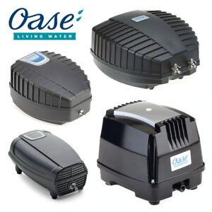 Oase AquaOxy Pond Air Pumps Oxygenator Kits Air Line Stones Aeration Fish Ponds