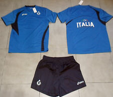 10440 Fw13 T-Shirt short Xl Italy Volleyball Fipav Italy Volleyball Set