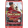 Purina Dog Chow Dry Dog Food Complete Adult With Real Beef 50 lb. Bag Purina Dog