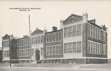 Jefferson School Building in Emaus Emmaus PA OLD