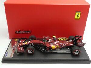 LookSmart 1:43 Charles Leclerc Ferrari SF1000 Tuscany GP 2020 Ferrari 1000th