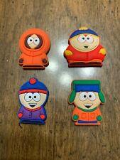 4 pcs South Park, Cartman, Kenny, Stan, Kyle, Fridge Magnets