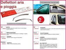 DEFLETTORI ARIA ANTITURBO ALFA ROMEO 75 5 PORTE DAL 1985 AL 1993 0201