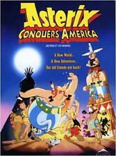 ASTERIX CONQUERS AMERICA / ASTERIX ET LES INDIENS (BILINGUAL) (DVD)