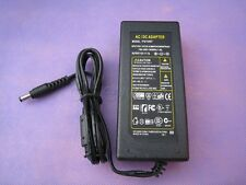 12V 7A 84W AC DC Adapter Power Powering Supply for LED CCTV Cameras 5.5mmx2.1mm
