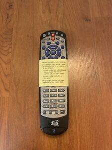DISH NETWORK 21.1 IR/UHF PRO Remote Control TV 2 Model 180530 New