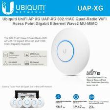 Ubiquiti UAP-XG UniFi Quad-radio 802.11ac Wave2 MU-MIMO AP International Version