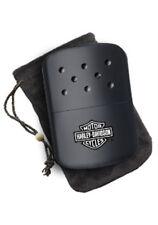 Zippo Harley-Davidson Hand Warmer Handwarmer Pocket Camping Hunting Black Matte