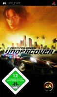 Sony PSP / Playstation Portable Spiel - Need for Speed: Undercover nur UMD