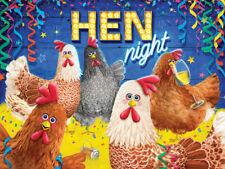 Hen Night Humorous Chicken Wedding Party Fridge Magnet