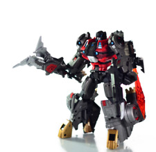 Transformers Fansproject Lost Exo Realm LER-01 Columpio & Drepan