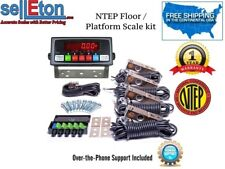NTEP Floor & Platform Scale Kit/ Build Custom Scale/ Livestock, Industrial