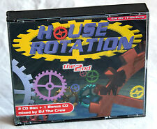 2 CD-Box House rotazione the 2nd