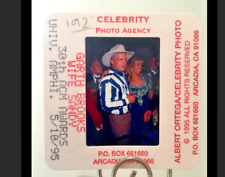 35mm Slide Garth Brooks with wife Sandy at 30th ACM Awards 1995 Country Music