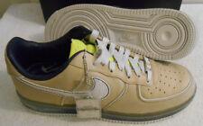 2007 Nike Air Force 1 Supreme Max 07 Bone Tweed Volt Sneakers Size 12 316666 201