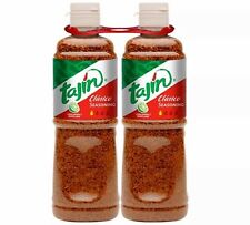 2 Pack Of Tajin Classic Fruit and Snack Seasoning Clasico 14 oz Mexican Flavor